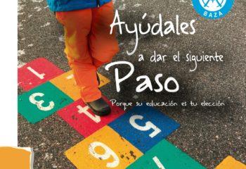 Campaña escolarización 2019-2020