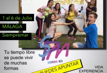 publicidad campamento 2017