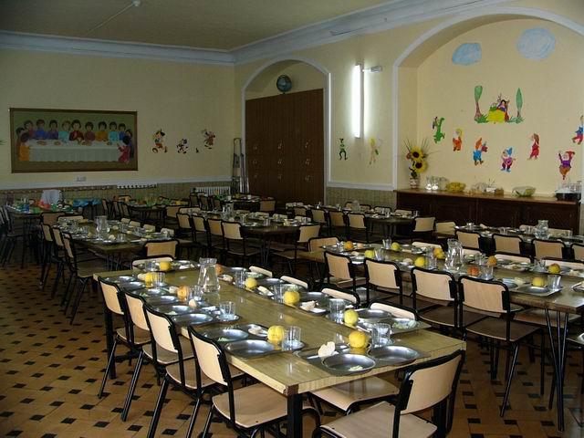 Comedor y Aula matinal - Colegio La Presentación de Granada