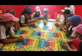 Excursión-de-los-alumnos-de-1º-ciclo-a-La-Granja-Escuela-de-Bedmar-Sierra-Mágina