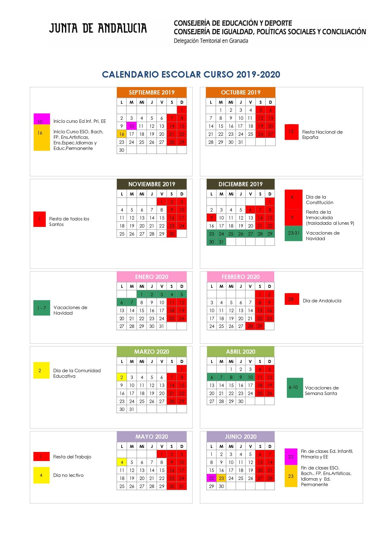 Cuadro calendario escolar 2019-2020_page-0001